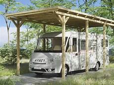 Caravan Carport Quot Emsland Quot Einzelcarports Carports