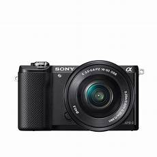 sony mirrorless sony alpha a5000 mirrorless with 16 50mm