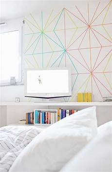 washi ideen wand how to style up your home 50 washi ideas
