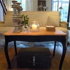 table basse bois naturel table basse style louis 16 patine plateau en bois