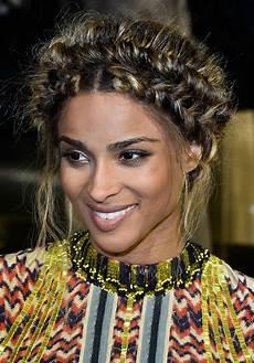 Ciara Braids Hairstyle