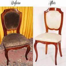 la tappezzeria restauro e tappezzeria sedie antiche vecchie before after