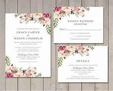 Wedding Invitation Templates Free Downloads