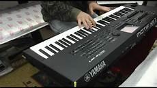 Yamaha Modif by Yamaha Motif Xf7 Demo Na Classic Keyboards