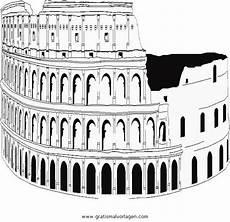 Malvorlagen Rom Koloseum 5 Gratis Malvorlage In Antikes Rom Geografie