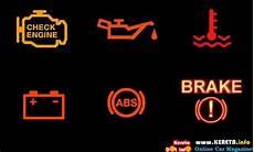 Car Education Gt Warning Indicator Lights Gt Part 1