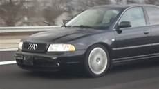 performance review 2001 audi s4 youtube