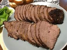 rinderbraten rezept einfach how to make roast beef in a rotisserie oven easy to