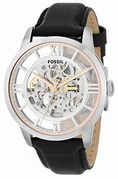 fossil me3041 montre homme automatique analogique
