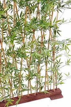 haies de bambous artificielles en plastique 150 et 190