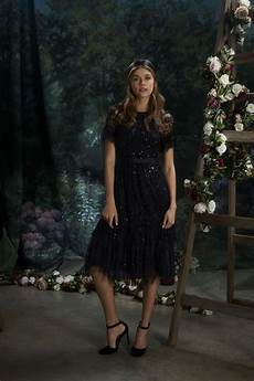 discover the new needle thread constellation lace dress