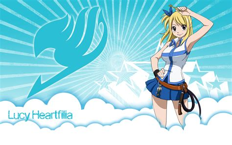 Fairy Tail Lucy Gallery