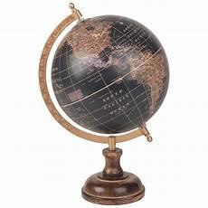 globe terrestre carte du monde en manguier noir en 2020