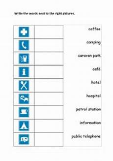 map symbols worksheet grade 4 11622 signs with symbols esl worksheet by ibululu