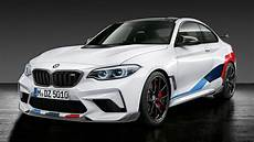 bmw m2 competition gets m performance parts top speed