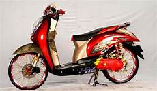 Modifikasi Scoopy by Modifikasi Honda Scoopy Keren Indonesia Motorcycle