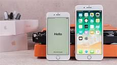 vergleich iphone 7 iphone 8 oder doch iphone x
