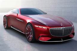 Will The All Electric Mercedes Maybach 6 Could Be A Rolls