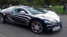 Bugatti Veyron Length by Bugatti Veyron Grand Sport L Or Blanc On The Road World S