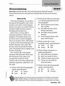 generalizing worksheet lesson planet 4th grade school worksheets worksheets teacher