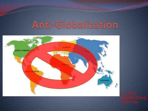 Against Globalization