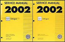 auto repair manual online 2002 oldsmobile aurora electronic valve timing 2002 oldsmobile color upholstery dealer folder set original