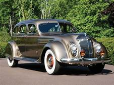 1936 Chrysler Imperial Airflow  Classic Cars