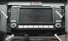 vw passat 3c 2005 2010 radio removal radio dash kits car
