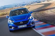 2015 Wird Sportlich Da Ist Der Neue Opel Corsa E Opc