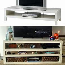 Ikea Lack Tv Bank Hack - hacking by stacking ikea lack tv unit hack for a higher