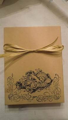 my diy gift box invitations tutorial lots of pics
