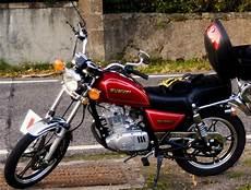 suzuki gn 125 bike by alibabes777 on deviantart