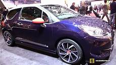 2017 Citroen Ds3 Ines De La Fressange Exterior And