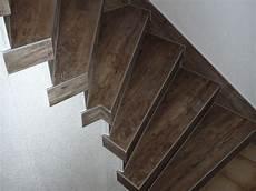 treppenrenovierung mit vynil