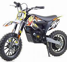 Moto Electric Luxe 500w Pas Chere Mini Moto Cross