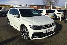 tiguan tsi 180 used 2018 volkswagen tiguan 2 0 tsi bmt 180 4motion r line 5dr dsg for sale in greater