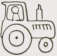 Malvorlagen Traktor Word Gratis Malvorlagen Traktor