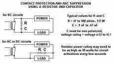 mechanical relay wiring diagram