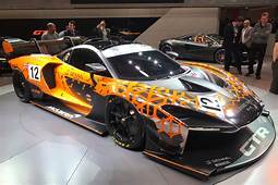 New McLaren Senna GTR  Pictures Auto Express