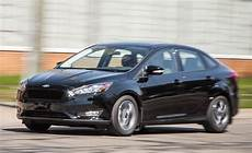 2016 Ford Focus Sedan 1 0 Liter Turbo Automatic Test