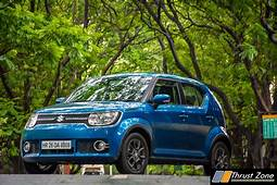 Maruti Ignis Diesel AMT Review First Drive