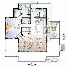 a frame house plans with walkout basement 1st level a frame rustic country cottage 2 family rooms