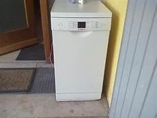 bosch spülmaschine 45 cm sp 252 lmaschinen haushaltsger 228 te gebraucht kaufen dhd24
