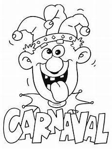 ausmalbilder fasching karneval 891 malvorlage alle