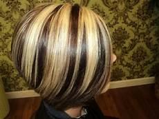beautiful chunky streaks and i love the cut too hair day pinterest beautiful my hair