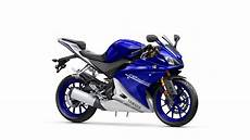 Yzf R125 2017 Motorcycles Yamaha Motor Uk