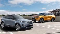 2020 range rover evoque xl 2020 range rover evoque vs 2019 suzuki vitara
