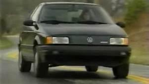 &187 1993 Volkswagen Passat GLX Test Drive