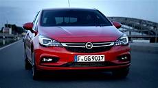 The Opel Astra Is Car Of The Year 2016