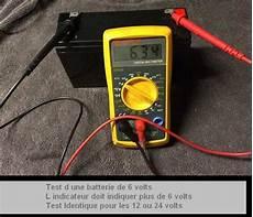Tester La Batterie D Une Voiture Electrique